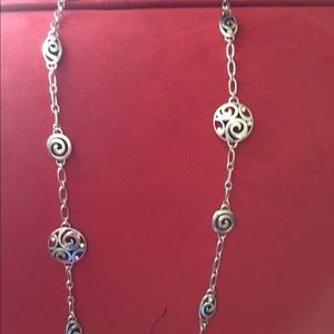 Spin Arella Necklace